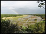 Rainbow over the Olifants