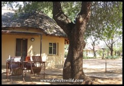 Lower Sabie hut 49, Kruger National Park, August 2017