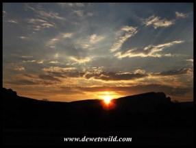 Marakele sunrise