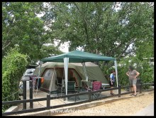 Camping at Addo Elephant National Park, December 2017