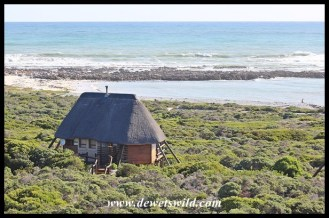 Chalet 11 at Agulhas National Park, December 2017