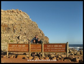 De Wets at the Cape of Good Hope