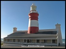 Agulhas Lighthouse