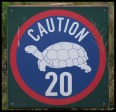 Watch for those tortoises!