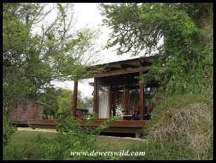 Chalet at Bontebok National Park's Lang Elsie's Kraal Rest Camp