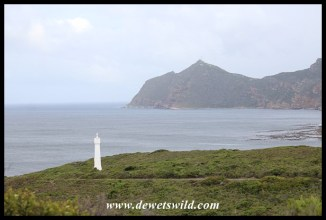 Da Gama Cross with Cape Point in the background