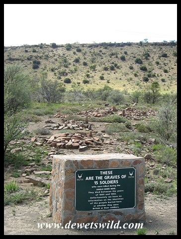 South African War history at Mountain Zebra National Park