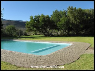 Swimming pool at Bulkraal Picnic Site
