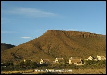 Accommodation in the Karoo National Park
