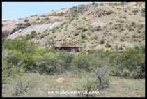 Rock Chalet at Mountain Zebra National Park