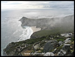 Cape of Good Hope seen from Cape Point