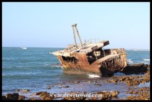 Wreck of the Meishu Maru