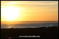 Agulhas sunset