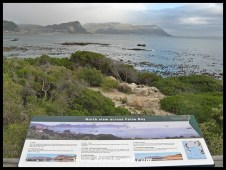 View over False Bay