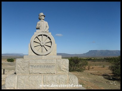Memorial to Voortrekker leader Andries Pretorius