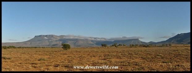 Camdeboo National Park scenery