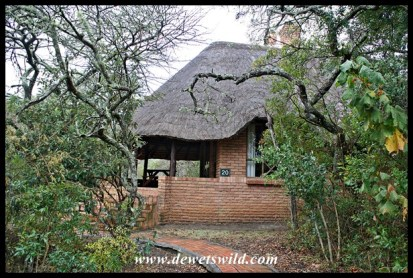 Ntshondwe Chalet #20, Ithala Game Reserve, August 2018
