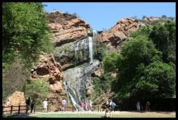 Walter Sisulu Botanical Garden's Witpoortjie Falls