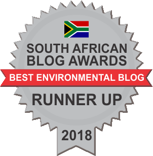 Best Enviro Blog Runner up