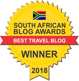 Best Travel blog winner