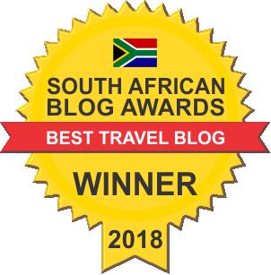 Best Travel blog winner