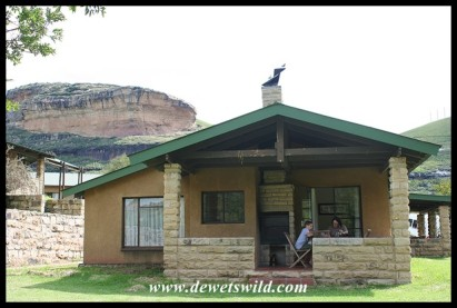 Cottage 27, Glen Reenen Rest Camp, Golden Gate Highlands National Park, March 2019