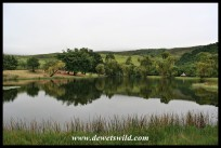 Tranquility at the Mahai Dam