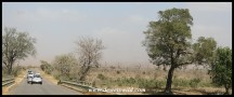 Dust Storm at the Nwaswitsontso