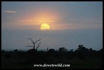 Sunrise 16 December