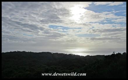 Indian Ocean from Kwasheleni Tower