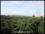 View southwards from Kwasheleni Tower
