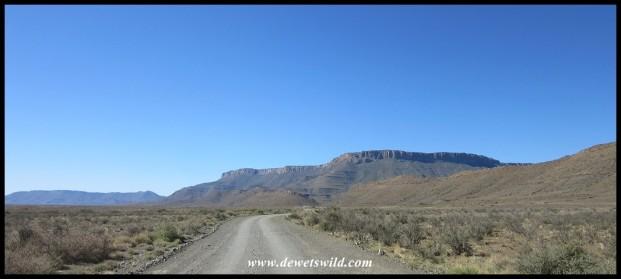 Karoo National Park scenery