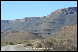 Karoo National Park scenery (photo by Joubert)