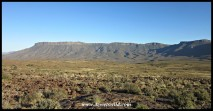 Grans vistas in the Karoo National Park
