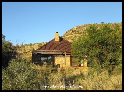 Chalet 20 at Mountain Zebra National Park