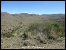 Amazing scenery along the Kranskop Loop