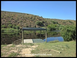 Bontebok National Park's fishing spot along the Breede River