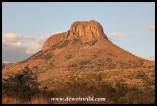 Marakele scenery (photo by Joubert)