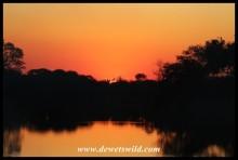 Sunset at Tlopi