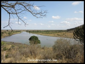The view from Mlondozi Picnic Site