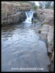 Mountain stream at Doornkop Fish & Wildlife Reserve